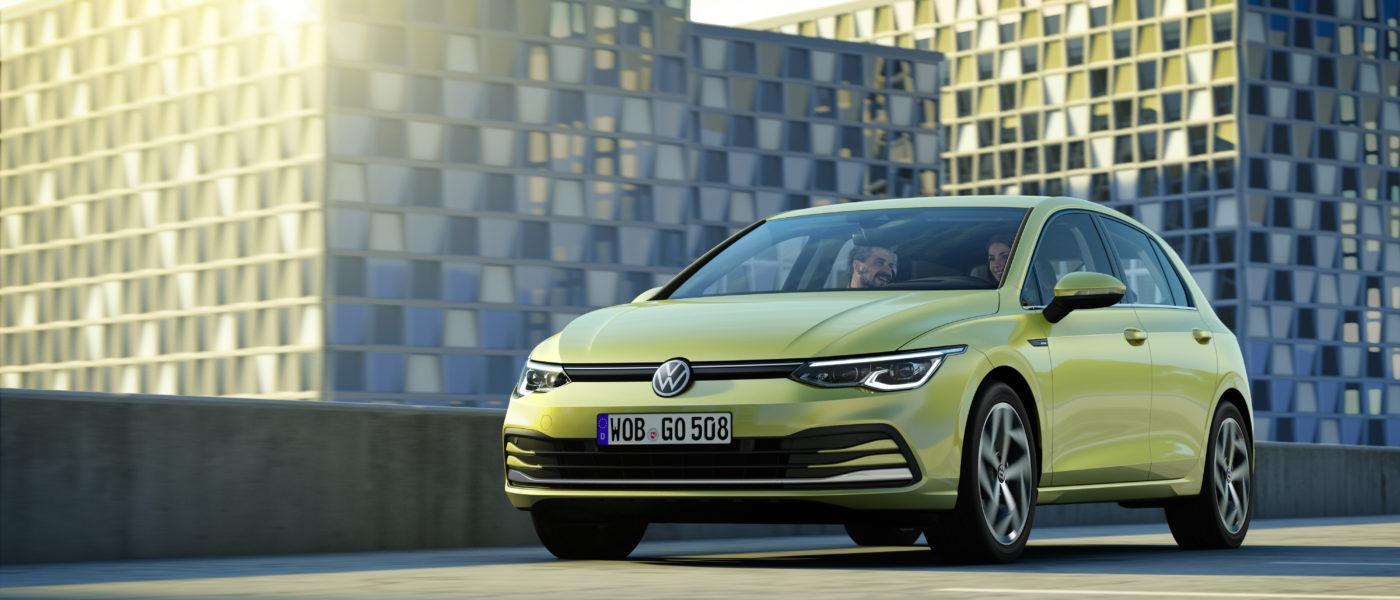 Volkswagen Golf Mia Litström