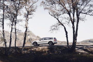 New Volvo V60 Cross Country Mia Litström
