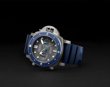 Panerai Submersible Chrono – Guillaume Néry edition PAM00982