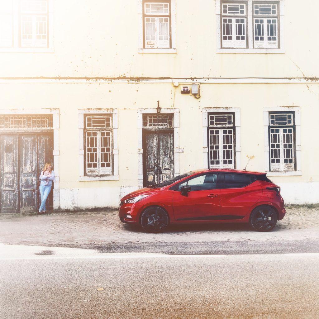 Provkörning Nissan Micra Mia Litström