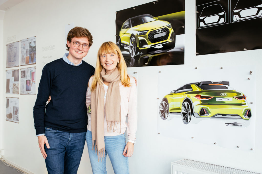 Audi A1 citycarver provkörning Mia Litström Cars and Watches for Ladies