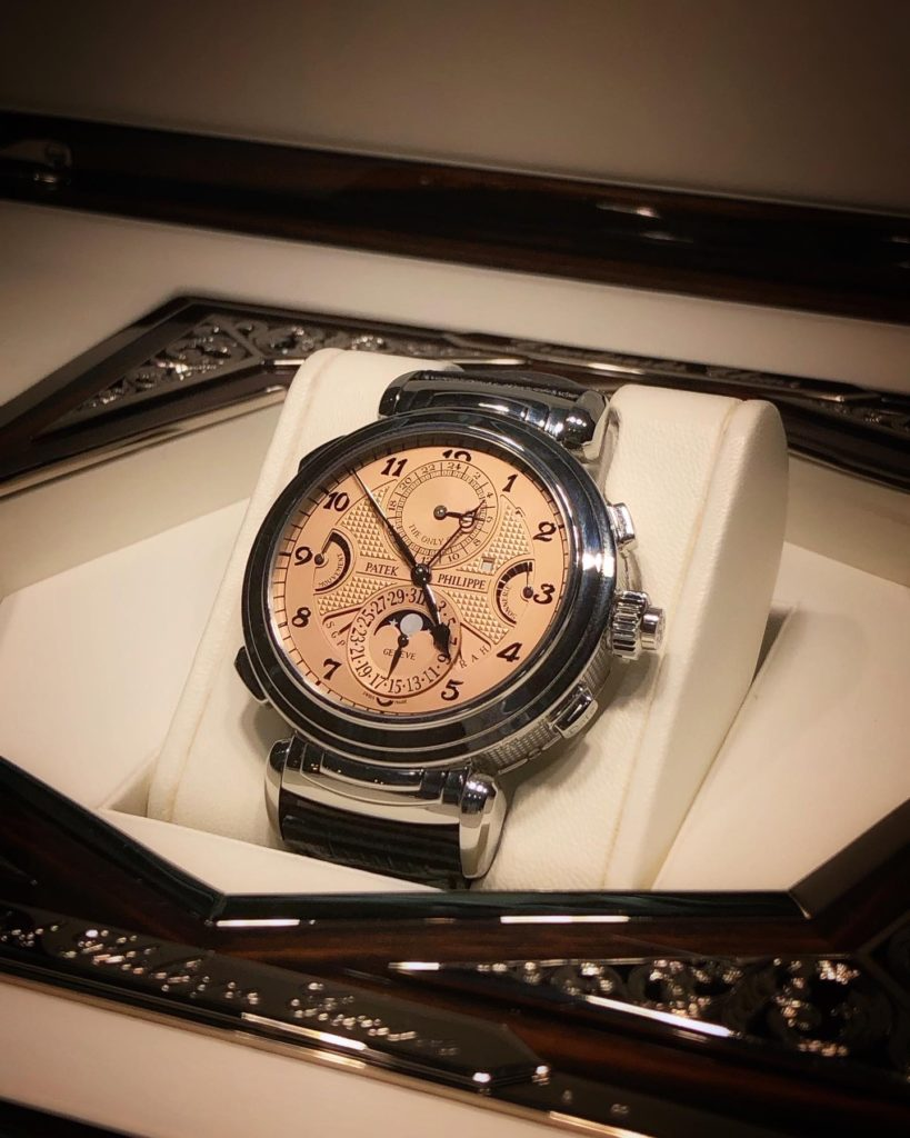 Patek Philippe Only Watch Mia Litström