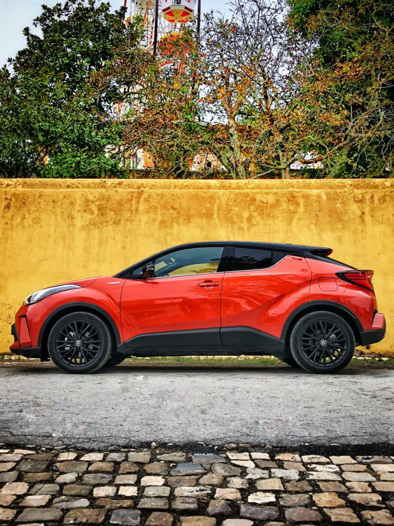 Toyota C-HR Provkörning Mia Litström Cars and Watches for ladies