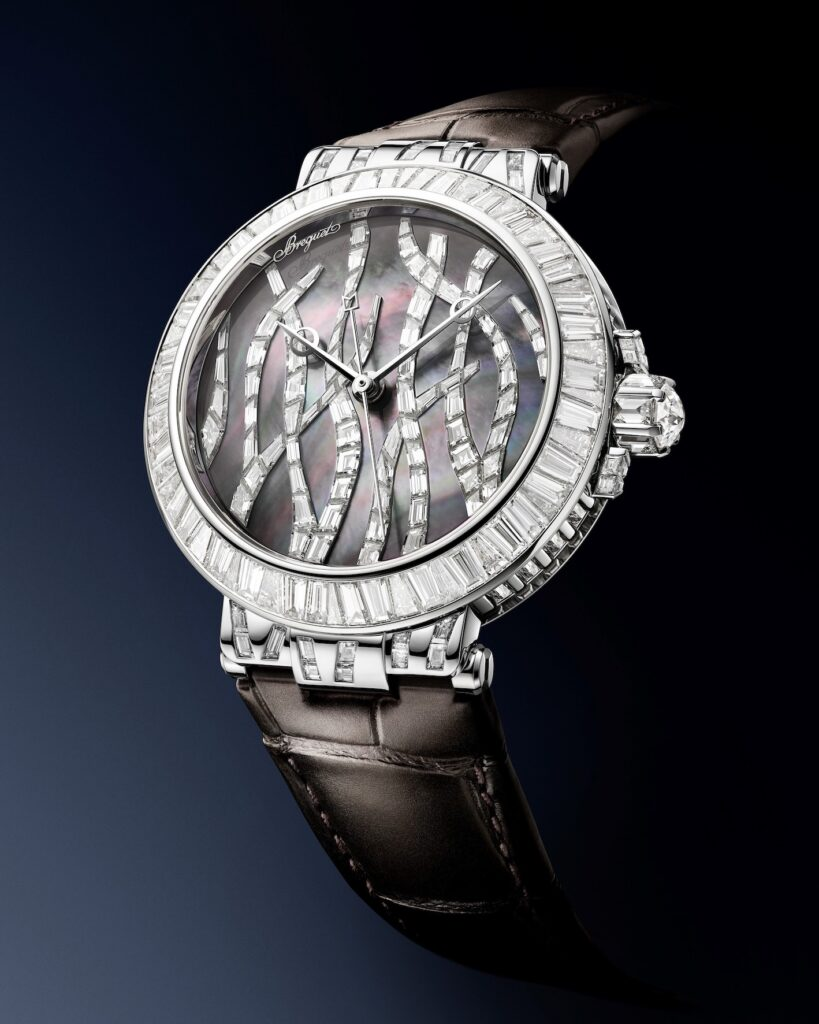 Breguet Marine Haute Joaillerie 9509 Poseidonia Cars and Watches for Ladies Mia Litström