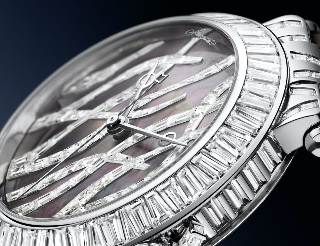 Breguet Marine Haute Joaillerie Poseidonia 9509BBTD984DD0D Cars and Watches for Ladies Mia Litström