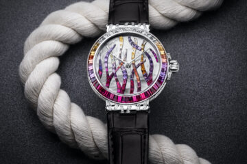 MARINE HAUTE JOAILLERIE 9509 POSEIDONIA Cars and Watches for Ladies Mia Litström