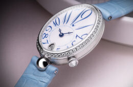 Breguet Reine de Naples Cars and Watches for Ladies Britta Rossander