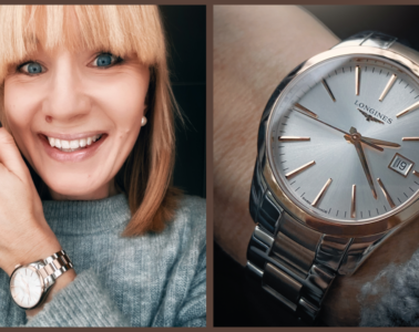 Mia Litström Longines Conquest Classic Cars and Watches for Ladies