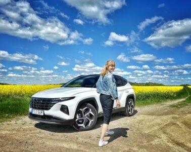 Hyundai Tucson Plug-in hybrid Mia Litström provkörning Cars and Watches for Ladies