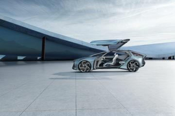 Lexus elbil Mia Litström Cars and Watches for Ladies