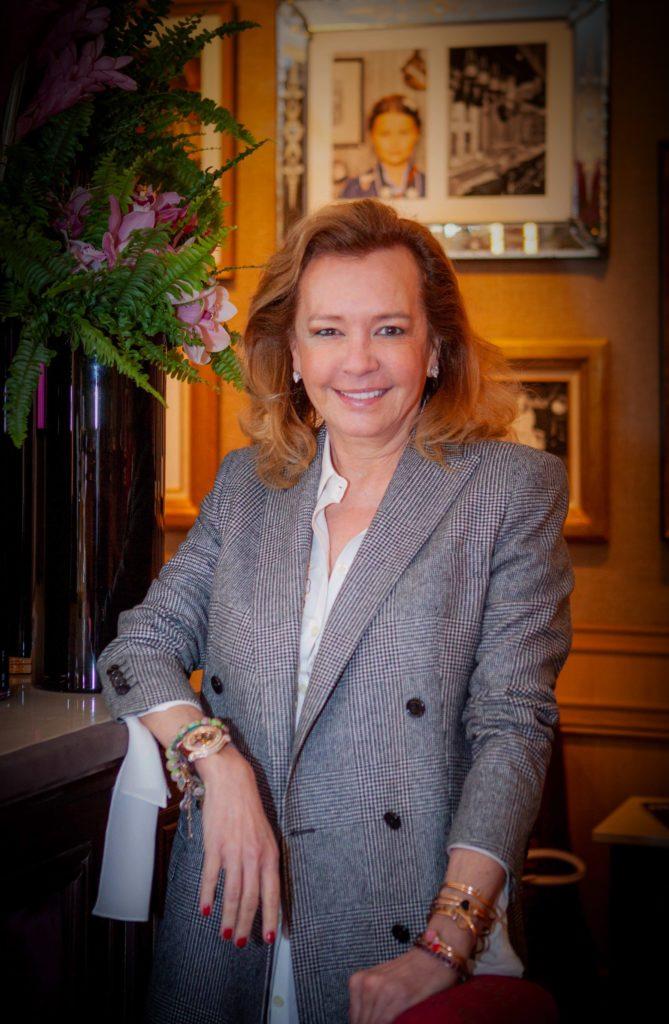 Caroline Scheufele Cars and Watches for Ladies Britta Rossander