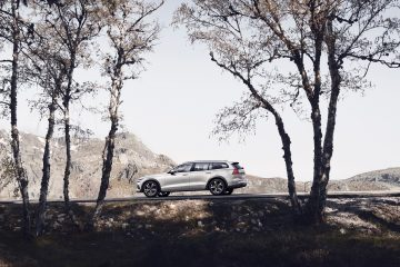 New Volvo V60 Cross Country Mia Litström
