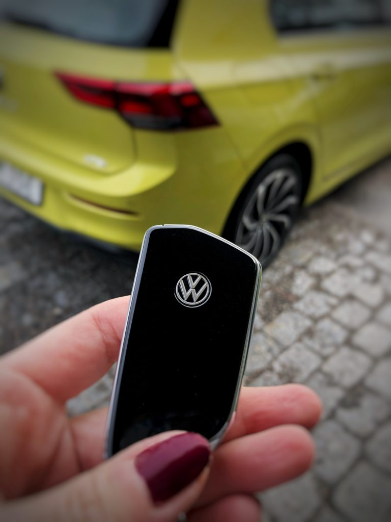 Provkörning Volkswagen Golf Mia Litström Cars and Watches for Ladies