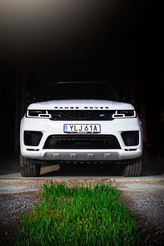 Provkörning Range Rover Sport PHEV Mia Litström Cars and Watches for Ladies