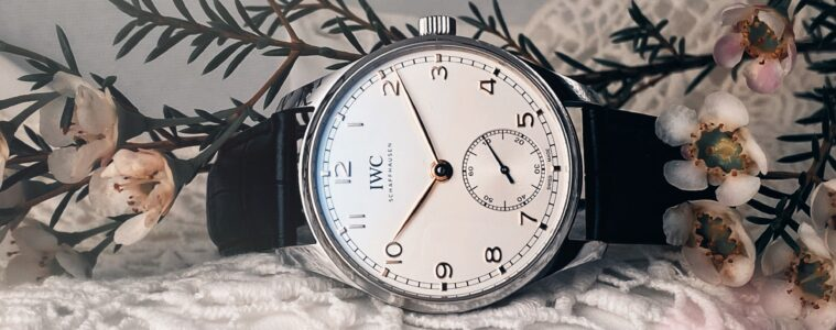 IWC Portugieser Automatic 40 Mia Litström Britta Rossander Cars and Watches for Ladies