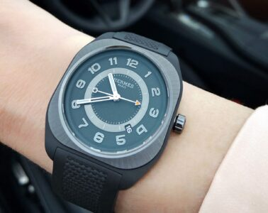 Hermes H08 Mia Litström Cars and Watches for Ladies