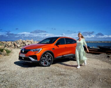 Renault Arkana provkörning Mia Litström Cars and Watches for Ladies