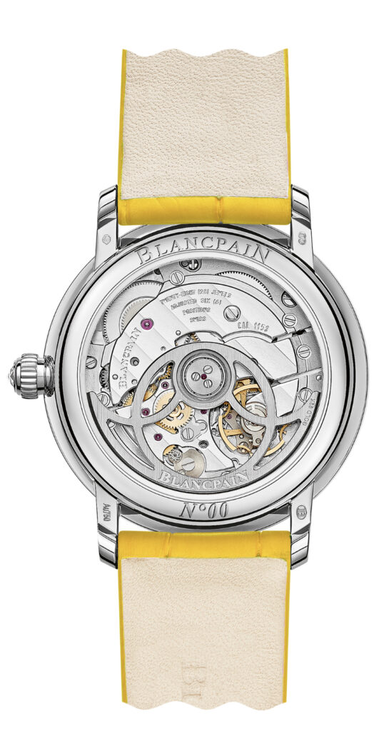Blancpain Ladybird colors Cars and Watches for Ladies